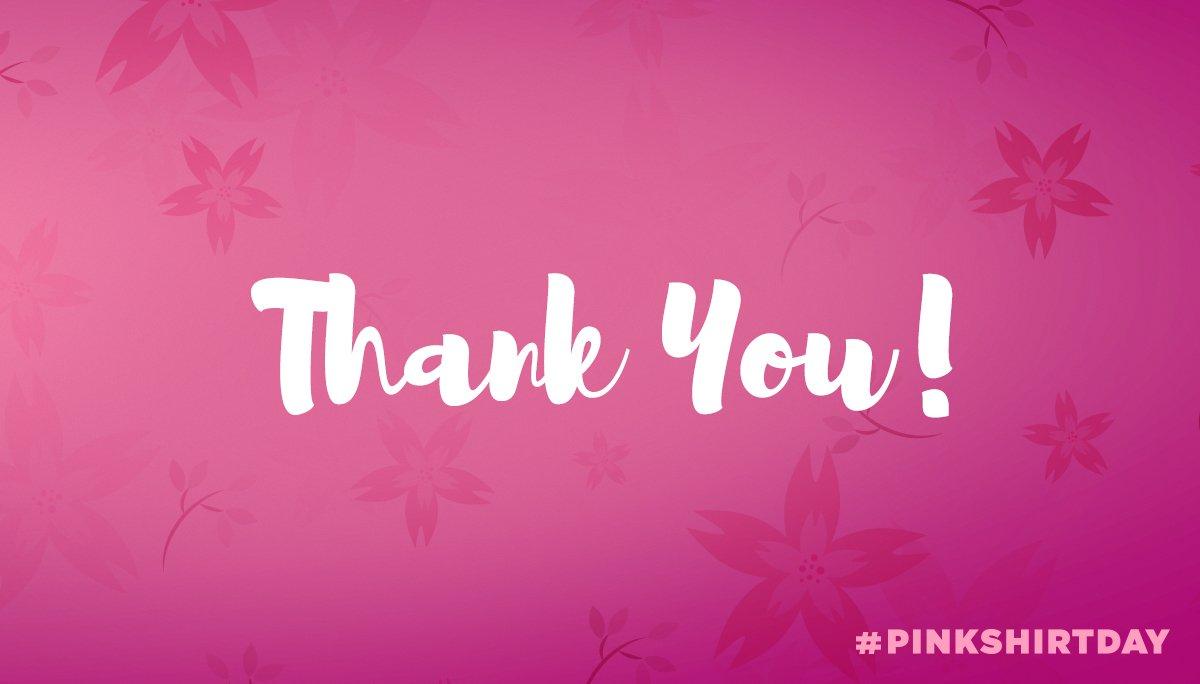 Pink shirt thank you.jpg