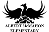 Albert McMahon Elementary logo